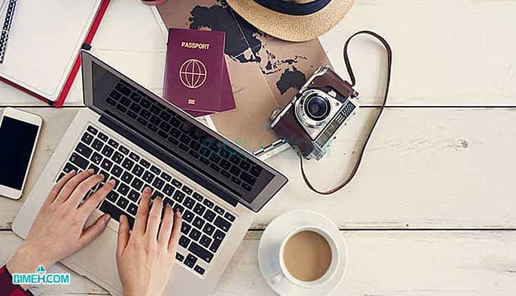 پرداخت هزینه های ویزای ورود به منطقه شنگن