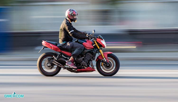 نرخ بیمه موتورسیکلت