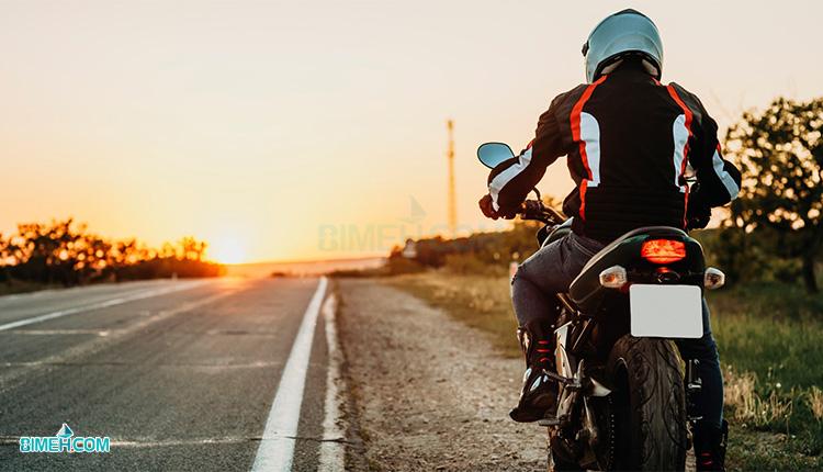 موتور سیکلت از جمله پراستفادهترین وسایل نقلیه در بین مردم است.|بیمه دات کام
