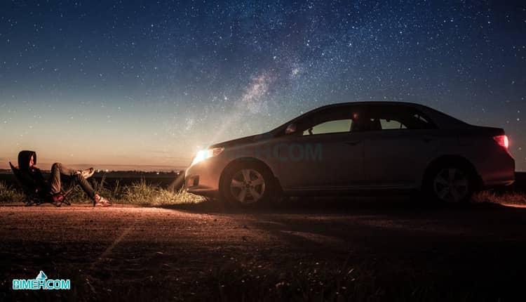 خرید بیمه بدنه خودروی صفر کیلومتر