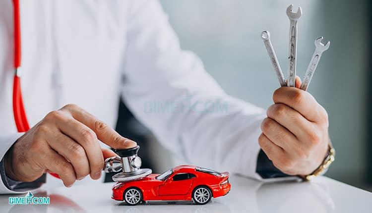 قیمت بیمه بدنه خودرو چگونه محاسبه می شود؟