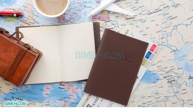 خرید آنلاین بیمه مسافرتی برای کشورهای عضو شنگن