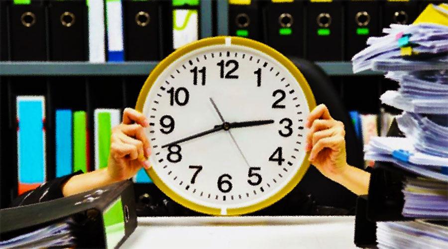 هرکارگر باید چند ساعت کار کند؟