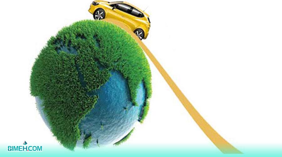 بیمه خودروی بین الملل چیست؟