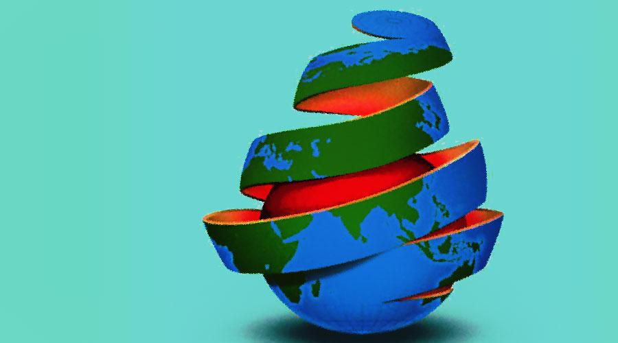 شیوع سریع ویروس کرونا در سراسر جهان